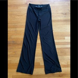 Athletic Works Boot Cut Black Pants